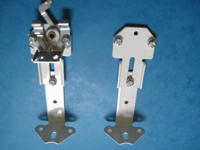 Universal Extension Brackets From 65mm To 110mm Pair